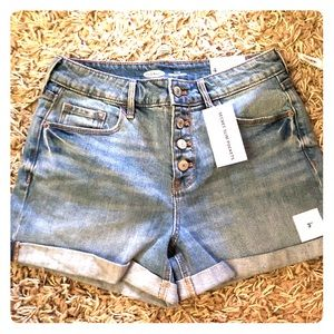 Old Navy high rise shorties